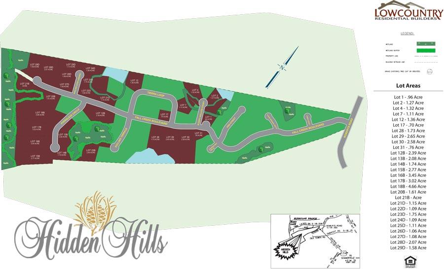 Click to download the Hidden Hills Site Plan